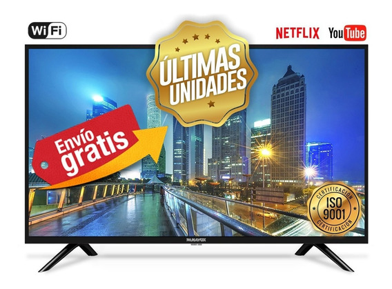 Smart Tv Panavox 32 Pulgadas Wifi Youtube Netflix | 30% Off