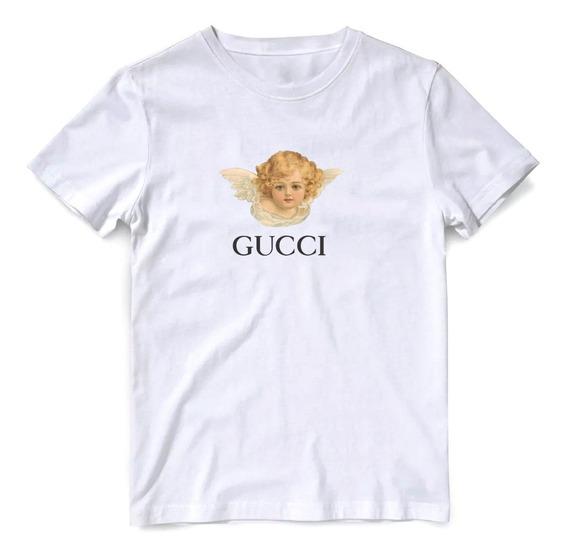 Remera Baby Angel Minimaist Tumblr Aesthetic Gucci Art Arte