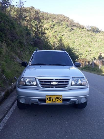 Chevrolet Grand Vitara 3 Puertas 1600 Cc