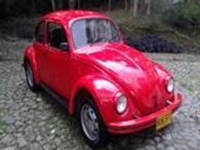 Volkswagen Escarabajo Como Nuevo Y Muy Buen Precio ,