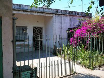 Oportunidad Casa 3 Amb Garage Galpon Con Trifasica + Fondo