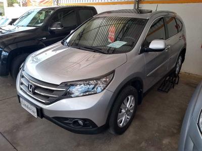 Honda Crv 2.0 Exl 4x4 Flex Aut