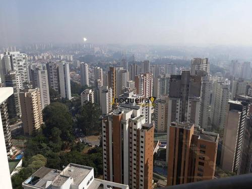 Imagem 1 de 20 de Cobertura Com 4 Dormitórios À Venda, 723 M² Por R$ 7.500.000,00 - Morumbi - São Paulo/sp - Co0110