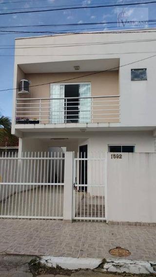 Sobrado Residencial À Venda, Vila Real, Balneário Camboriú - So0103. - So0103