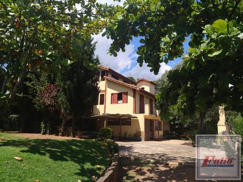 Chácara Para Venda Em Itatiba, San Martin, 4 Dormitórios, 2 Suítes - Ch0020_2-1172014