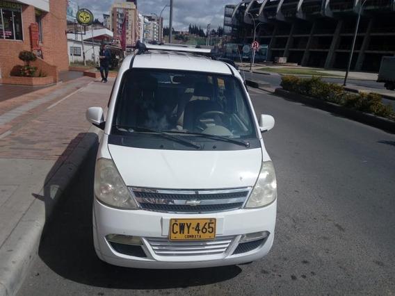 Chevrolet Van N200 Full Equipo 2012 Oferta