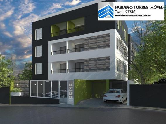 Apartamento Para Venda Em São Caetano Do Sul, Vila Gerty, 1 Dormitório, 1 Banheiro, 1 Vaga - 1403_2-786340