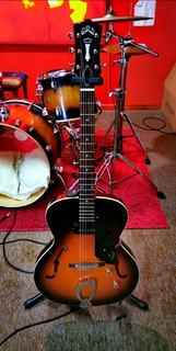 Guitarra Guild T50 Slim Excelente Estado.