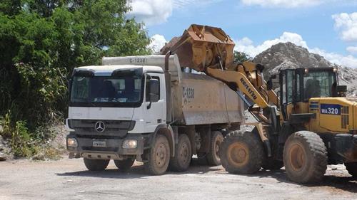 Mercedes-benz Actros 4844 K