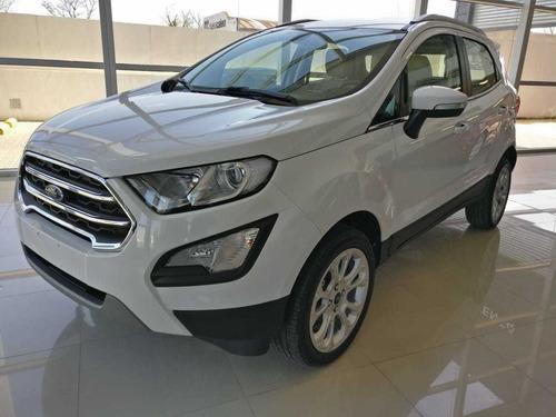 Ford Ecosport 1.5 Titanium 4x2 Automatica 2021 En Stock 0 Km