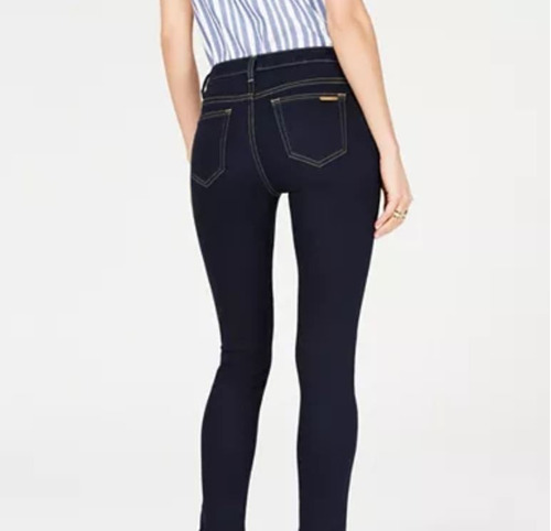 Michael Kors Jeans Dama Pantalon Mk De Mezclilla Original Mercado Libre