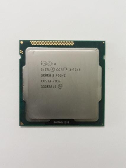 Processador Intel Core I3 - 3240 3.4ghz 3ª Geração Lga 1155