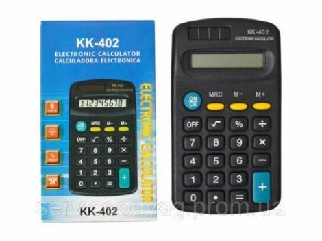 Calculadoras Kk Caixa 30 Unidades Pacotão Atacado