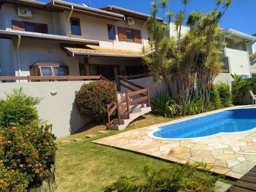 Casa 4 Suites À Venda Condomínio Terras Do Caribe - Valinhos / Sp - Ca2369