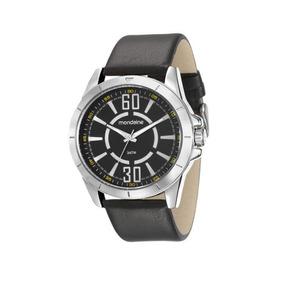 Relógio Masculino Mondaine Pulseira De Couro 76669g0mvnh1