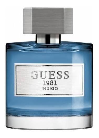 Guess 1981 Indigo For Men Guess Perfume Masculino 50ml