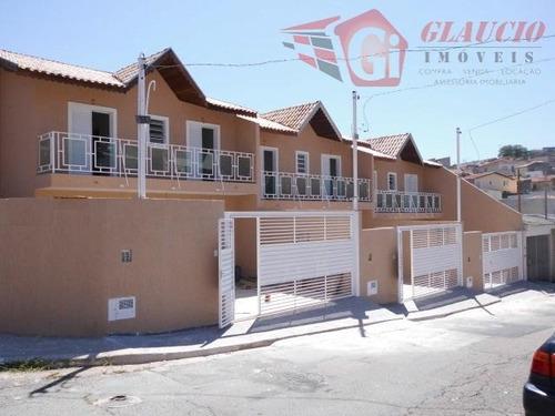 Sobrado Para Venda Em São Paulo, Jardim Monte Kemel, 2 Dormitórios, 2 Suítes, 3 Banheiros, 2 Vagas - So0223_1-1009646