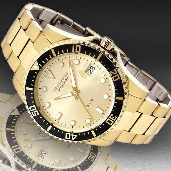 Relógio Technos Super Promoção 2415ce4/4d