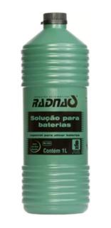 Solução Para Bateria Automotiva 1 Litro Solução Bateria