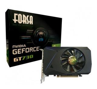 Tarjeta Forsa Geforce Gt730 2gb Ddr3 Pci-e