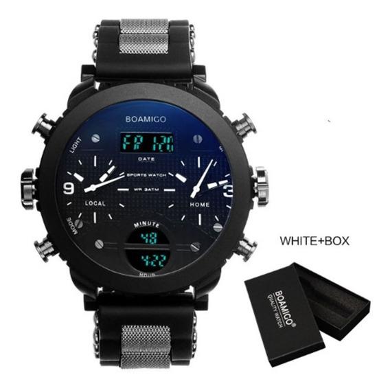Relógio Boamigo Importado Original Com Caixa