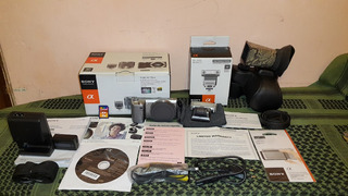 Full Accesorios Cámara Sony Nex 5n Reflex Sin Espejo Gratis