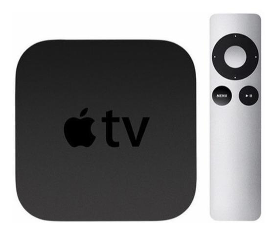 Apple Tv 3a Geração + Capa De Silicone Para Controle Remoto