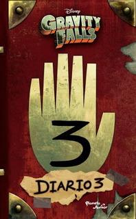 Libro Diario 3 Gravity Falls Español