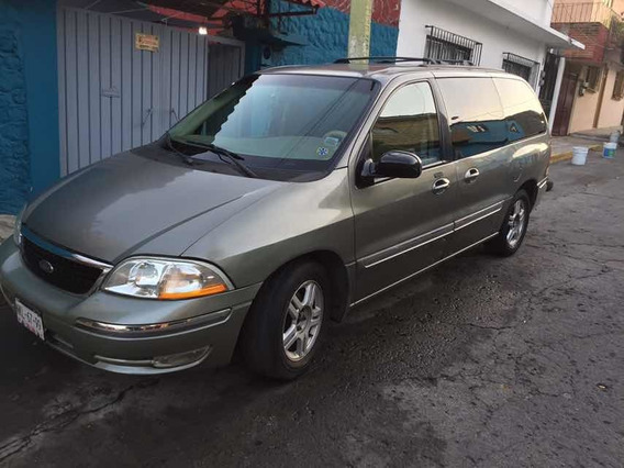 Ford Windstar 2003 Lx Plus Aa Tras Ee Mt