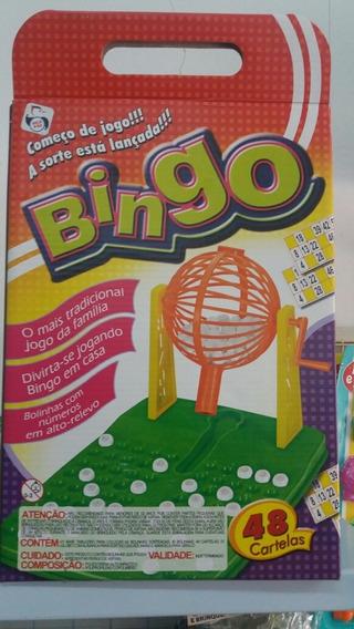 Jogo De Bingo Com Globo