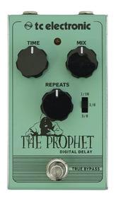 Tc Electronic The Prophet Digital Delay Pedal P/ Guitarra