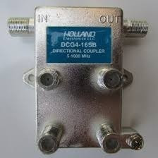 Divisor Holland Dcg4-16sb Direction Coupler 5-1000mhz Novo