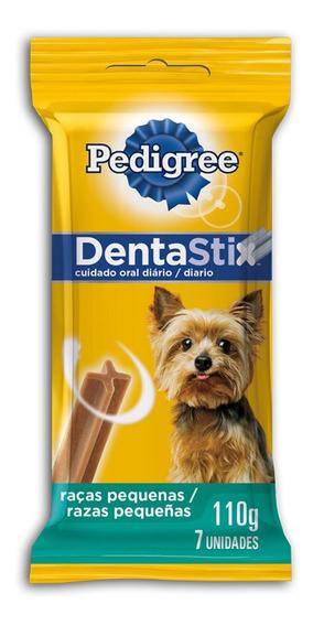 Petisco Pedigree Dentastix Para Cães Adultos Raças Pequenas - 7 Unidades