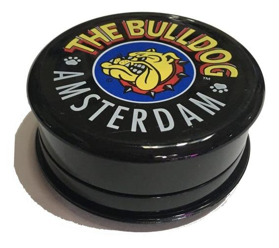 Picador Bulldog Acrílico Grinder 3 Partes 5 Cm Original