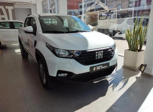 Nueva Fiat Strada Retira Con $472.000 Y Cuotas Tomamo/usados