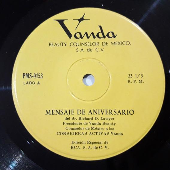 Las Mañanitas - Mariachi Vargas - Sencillo 7 Pulgadas