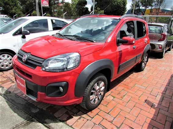 Fiat Uno Way Mec 1.4 Gasolina