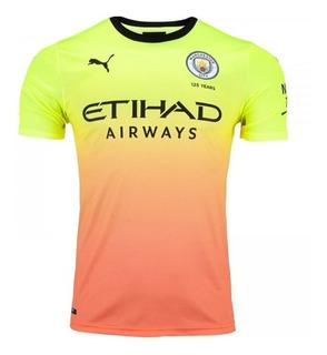 Camisa Manchester City 19/20 ( 100% Original Tailandesa)