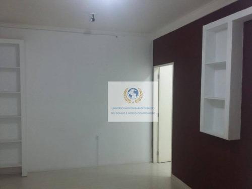 Sala Para Alugar, 25 M² Por R$ 1.300,00/mês - Barão Geraldo - Campinas/sp - Sa0017