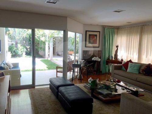 Uma Casa Em Condomínio Fechado No Morumbi - 3-im115335
