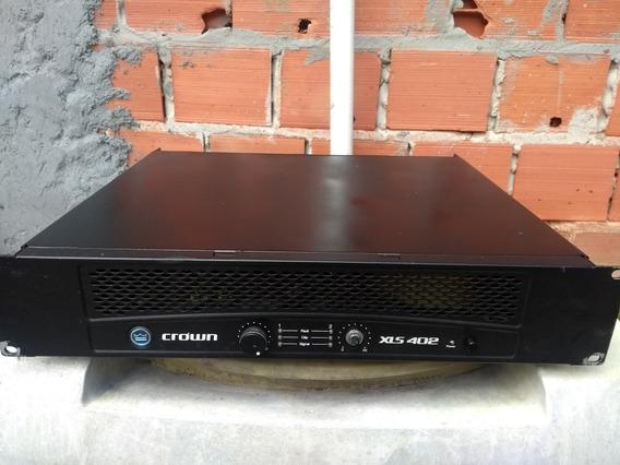 Amplificador De Potência Crowm Xls 402