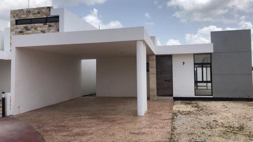 Imagen 1 de 23 de Casa En Preventa, Privada Botánico Residencial Conkal Mod 25