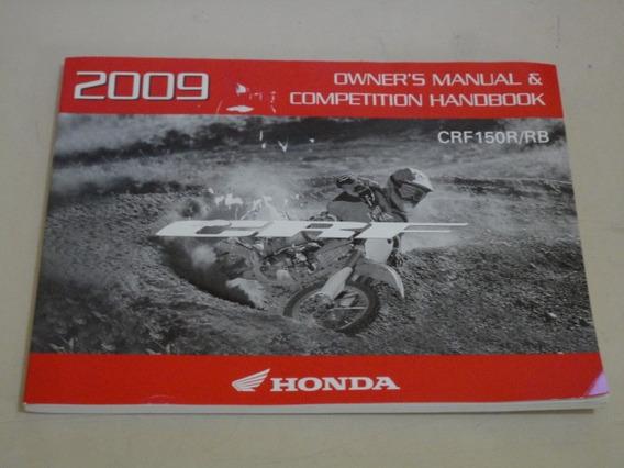 Crf150r Crf 150 Manual Owner
