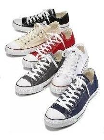 Zapatos Converse Originales Made In Usa Tallas (38-45)