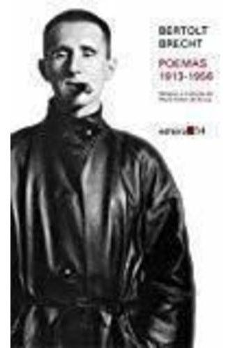 Livro Poemas 1913-1956 Bertolt Brecht