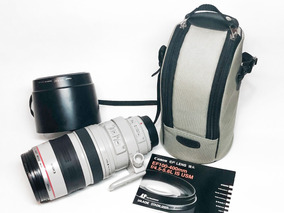 Lente Canon Ef100-400mm F/4.5-5.6l Is Usm