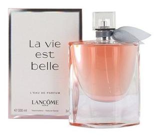 La Vida Es Bella Lancome Eau Parfum 100ml Saldo Nuevo