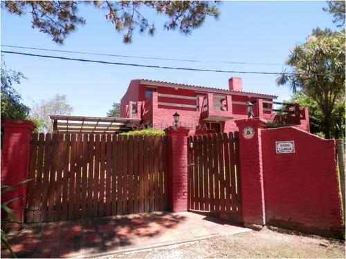 Alquiler Temporario De Casa 3 Dormitorios En Rincón Del Indio, Punta Del Este. - Ref: 2393