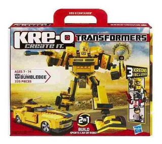 Kre-o Transformers Bumblebee Construction Set (36421)!