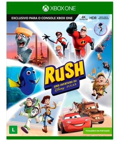 Jogo Físico Rush Uma Aventura Da Disney Pixar Para Xbox One